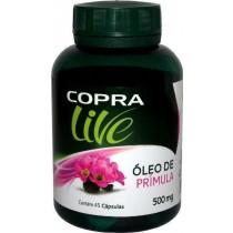 Óleo de Prímula - 45 cápsulas de 500 mg - Copra Live