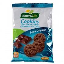 Cookies Integrais - 180g - Natural Life