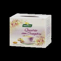 Chá Misto Quentão c/ Gengibre (15 Sachês) Natural Life