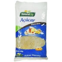 Açúcar Mascavo - 500g - Natural Life
