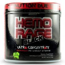 Hemo Rage Black - 138g - Nutrex