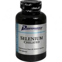 Selenium Chelated 100 Tabletes - Performance Nutrition
