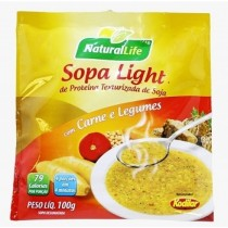 Sopa Light (100g) Natural Life