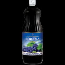 Suco de Uva Tinto Adoçado - 1 L - Pérgola