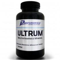 Ultrum Multivitamínico Mineral (200 Tabs) Performance Nutrition
