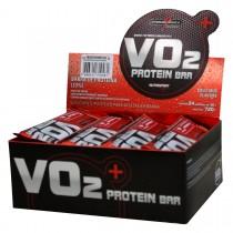 VO2 Protein Bar Cx. com 24 und de 30g - Integralmédica