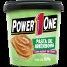 Pasta de Amendoim com Açúcar de Coco (500g) Power One