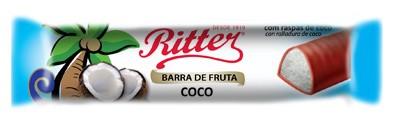 Barra de Fruta Sabor Coco (20g) Ritter