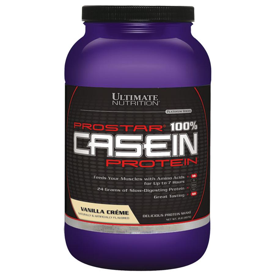 Prostar 100% Casein Protein - 907g - Ultimate Nutrition