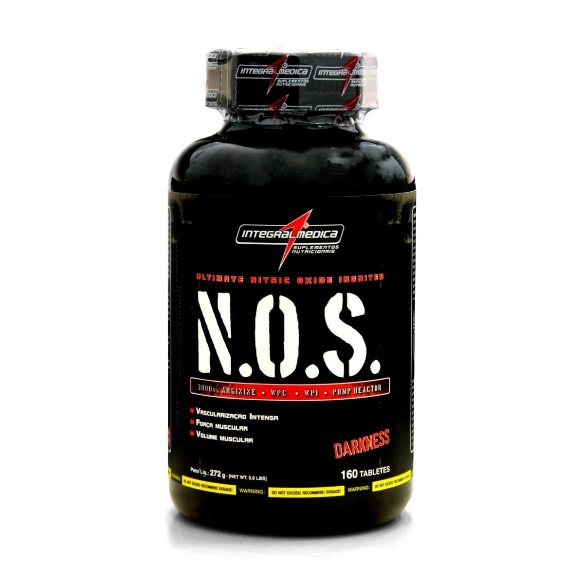 N.O.S. Darkness (160 Tabs) Integralmédica