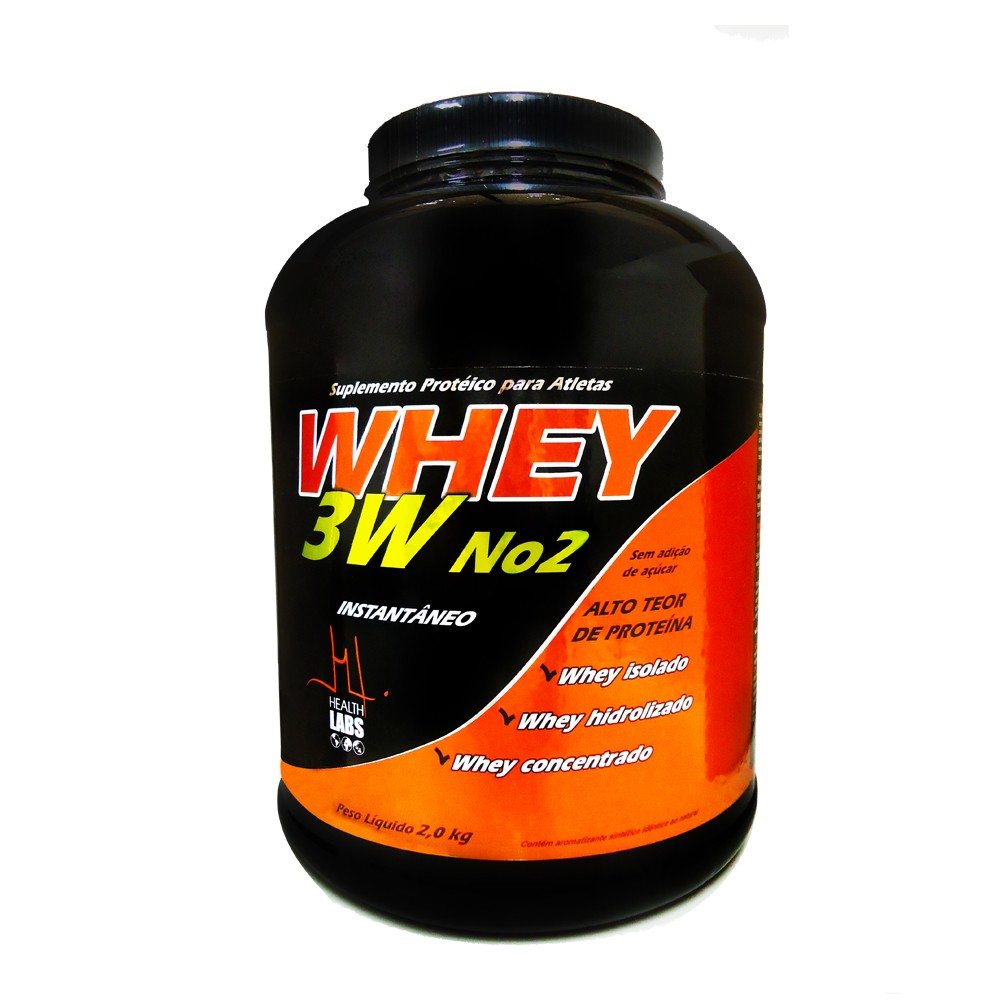 3 Whey No2 (2kg) Health Labs
