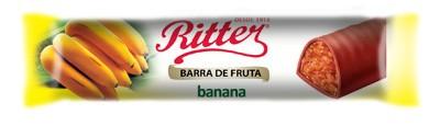 Barra de Fruta Sabor Banana (20g) Ritter