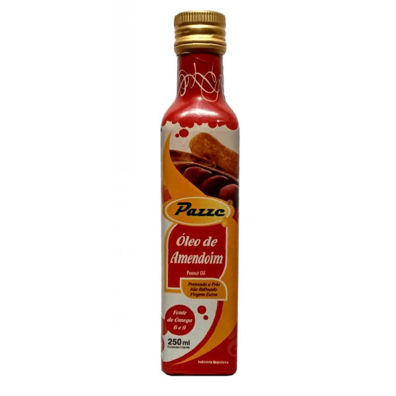 Óleo de Amendoim (250ml) Pazze