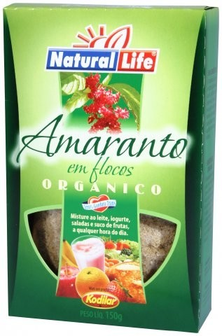 Amaranto Flocos - 150g - Natural Life