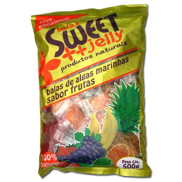 Balas de Algas Marinhas - 500g - Sweet Jelly