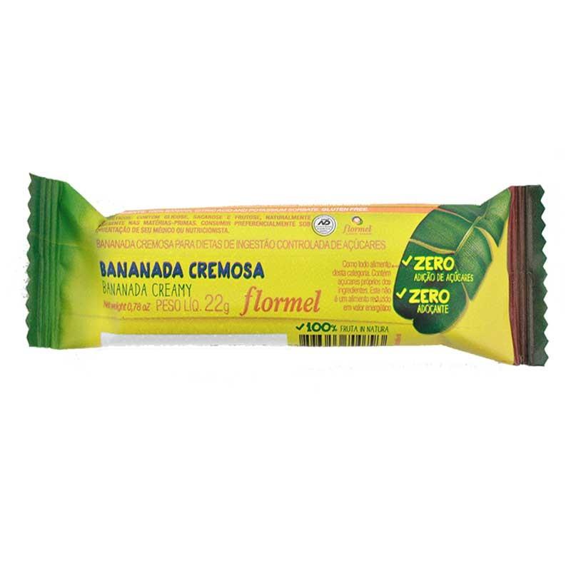 Bananada Cremosa (22g) Flormel