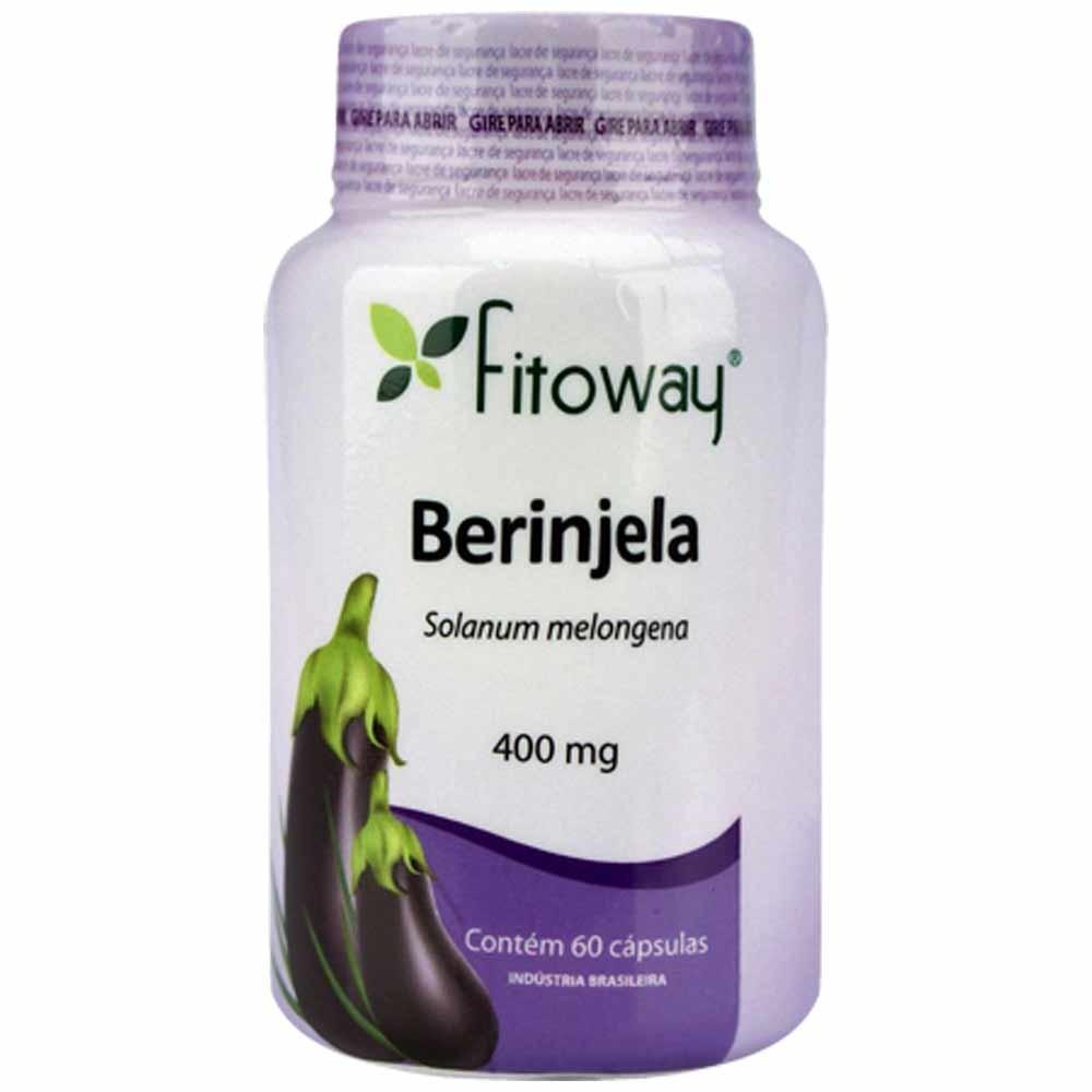 Berinjela (60 Cáps) Fitoway