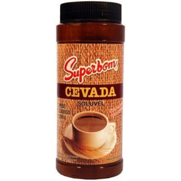 Cevada Solúvel - 200g - Superbom