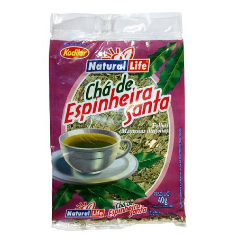 Chá de Espinheira Santa (40g) Natural Life