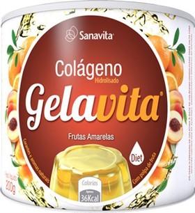 Colágeno Gelavita (250g) Sanavita