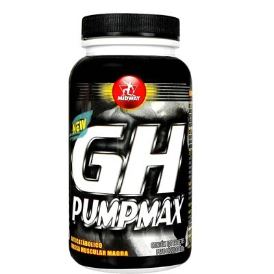 GH Pump Max (100 Tabs) Midway