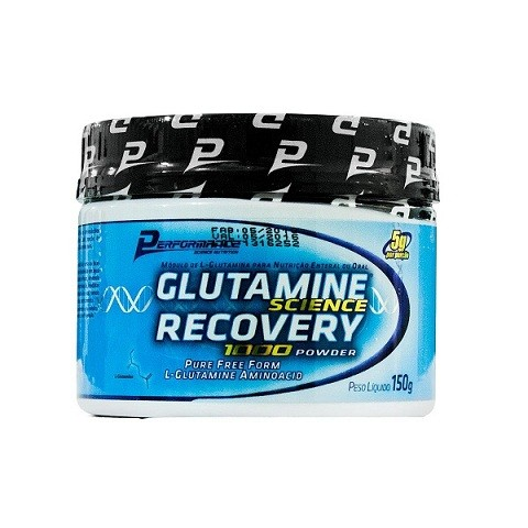 Glutamine Science Recovery 1000 Powder (150g) Performance Nutrition