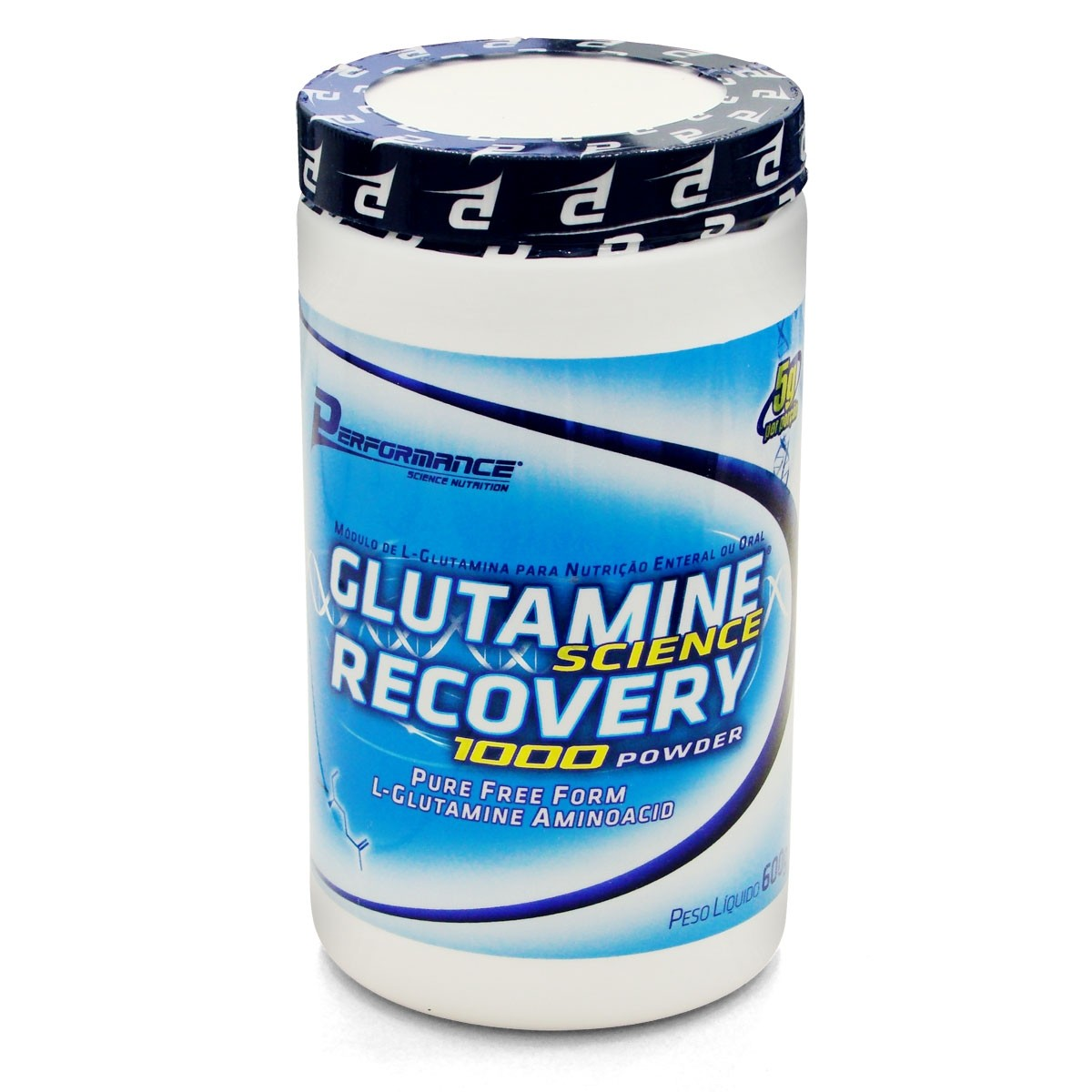 Glutamine Science Recovery 1000 Powder (600g) Performance Nutrition