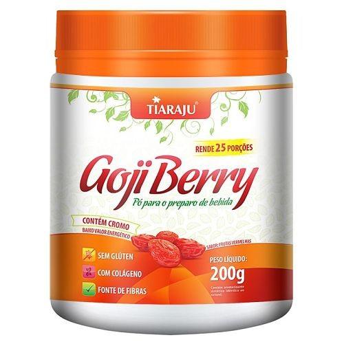 Goji Berry em Pó (200g) Tiaraju