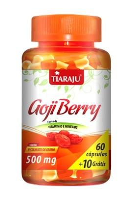 Goji Berry (70 Cáps) Tiaraju