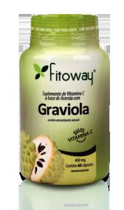 Graviola 400mg (60 Cáps) Fitoway