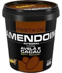 Pasta de Amendoim Integral Mandubim - Sabores - Sementes Esperança