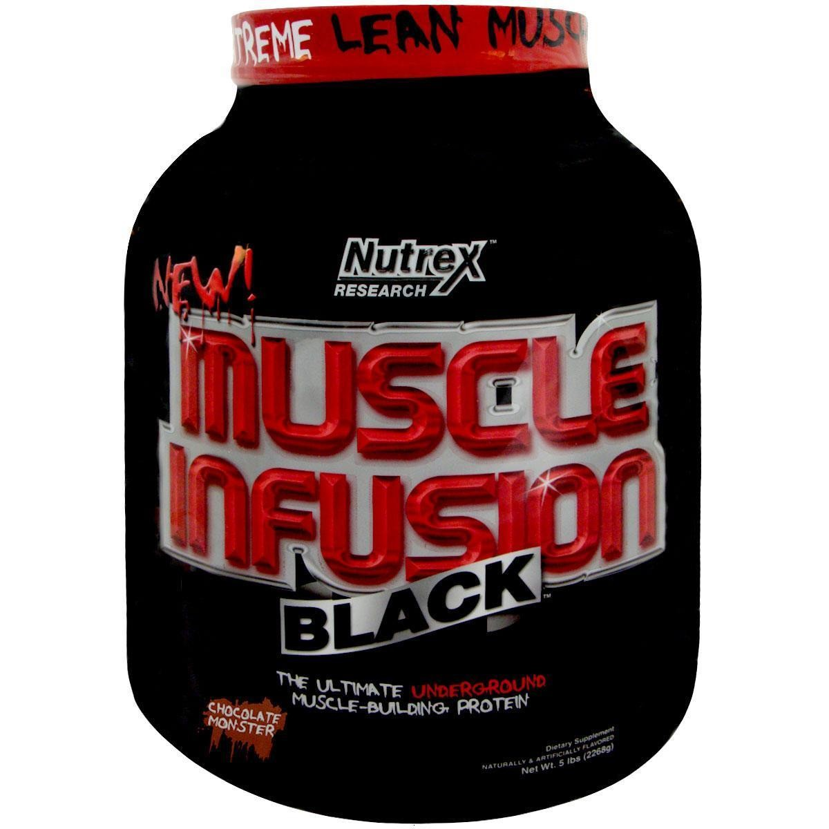 Muscle Infusion Black (2268g) Nutrex Research