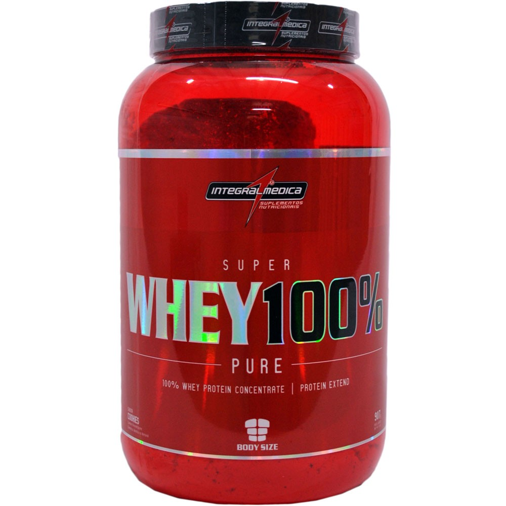 Super Whey 100% Pure (907g) Integralmédica