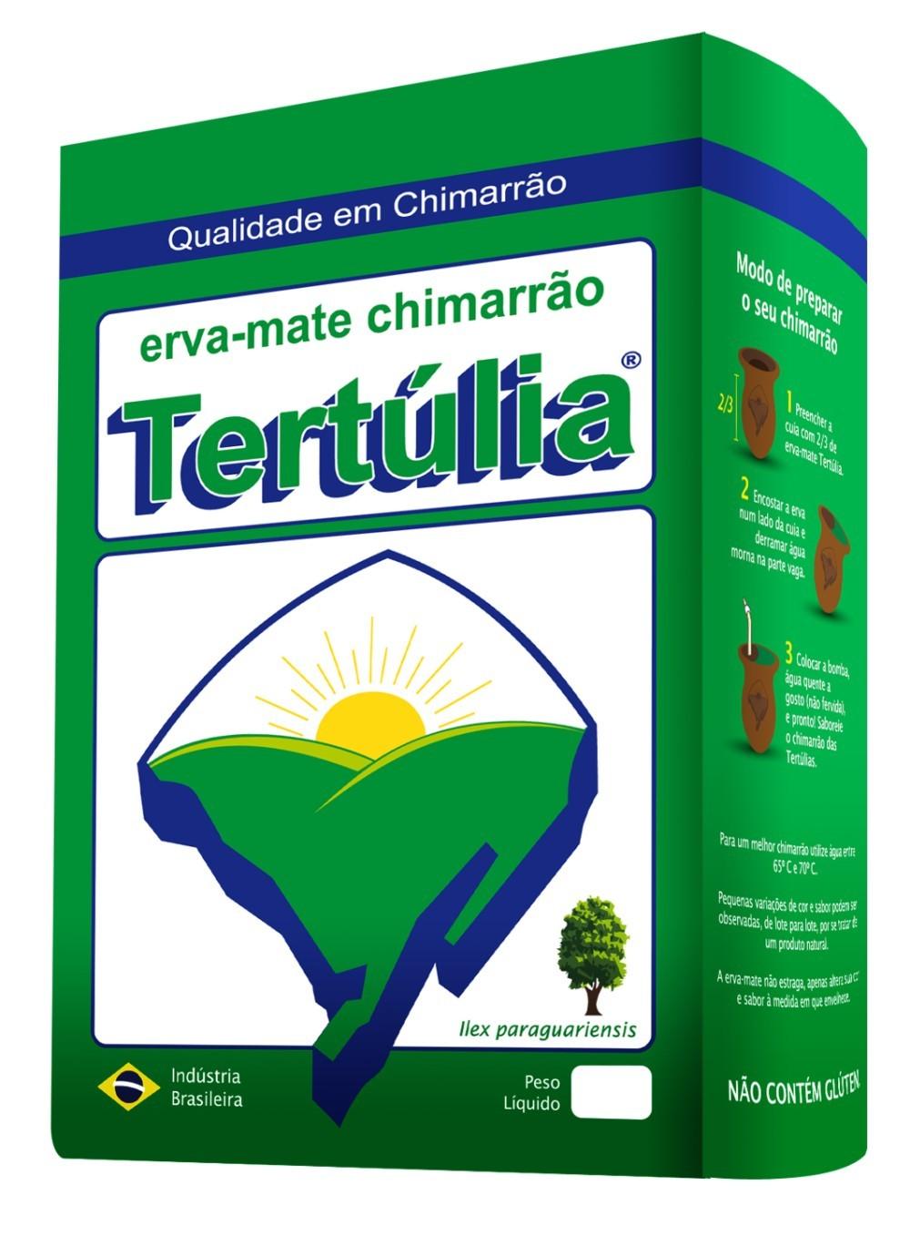 Erva-Mate Chimarrão - 1kg - Tertúlia